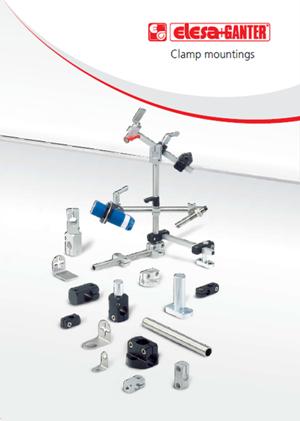 Elesa+Ganter - érzékelőtartó rendszerek
